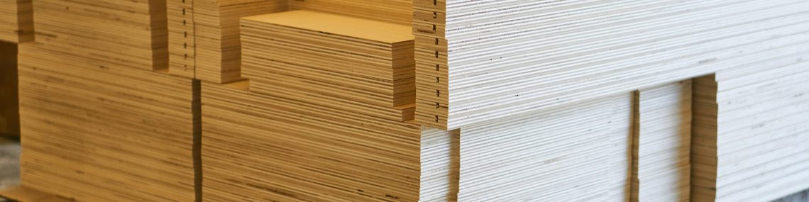 plywood cabinet parts