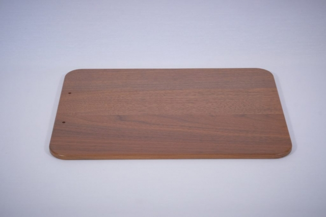Walnut Clipboard