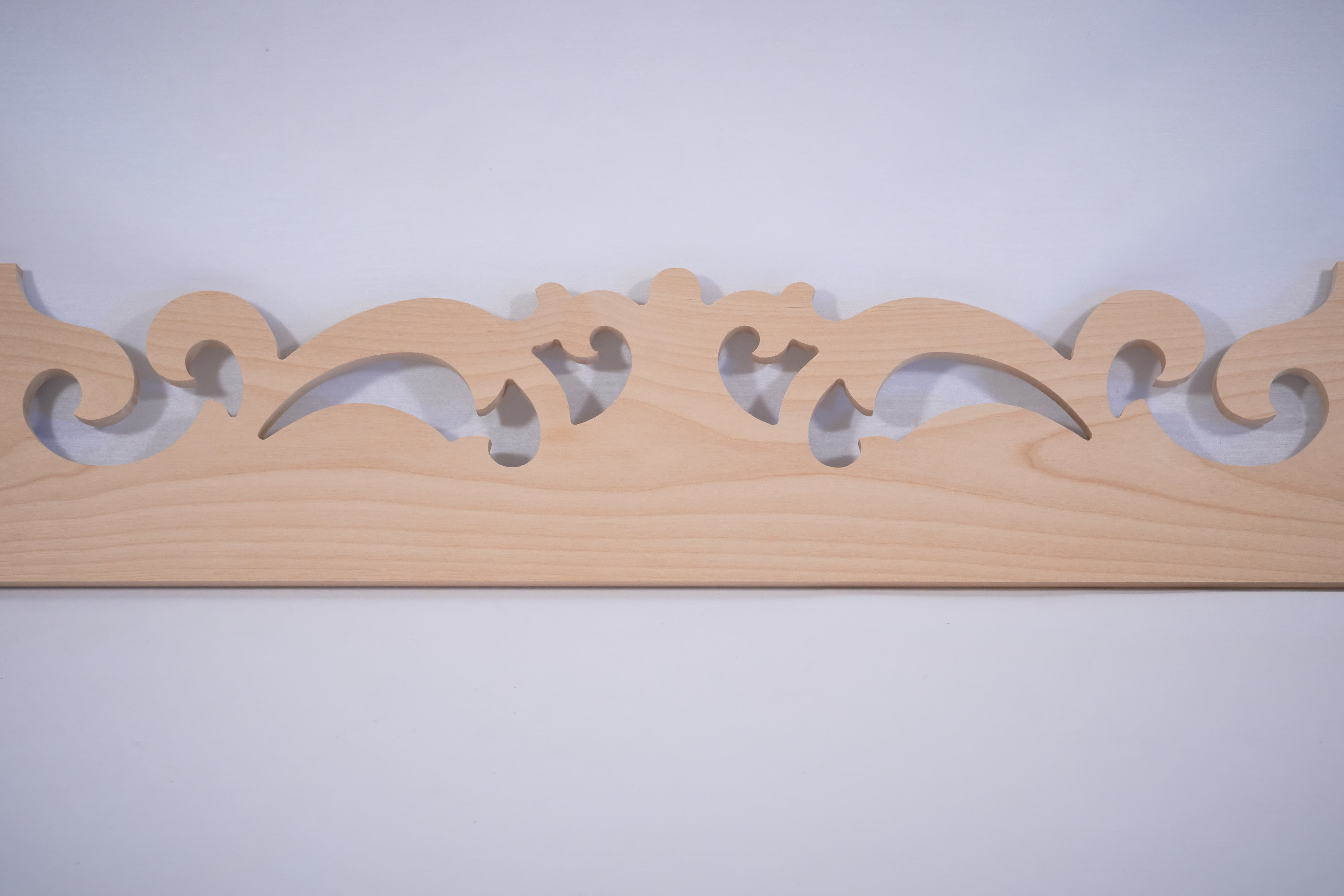 Wooden Valence